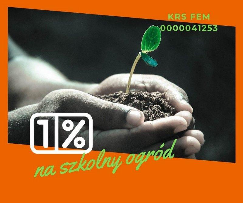 FB 1% dla szkoły ATUT