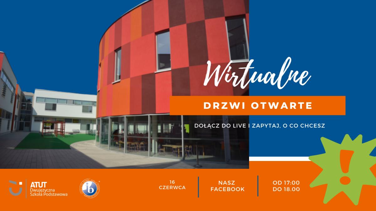Drzwi Otwarte w szkole ATUT Wroclaw