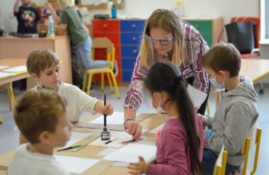 Swieto Piora w szkole ATUT wroclaw
